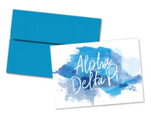adpiwatercolorscriptnotecard