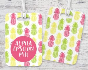 aephi-pineapplesluggagetag