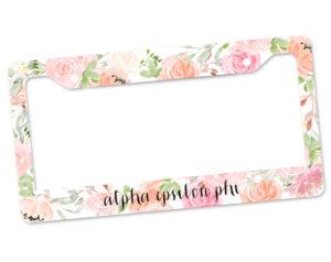 aephi-pinkfloralframe