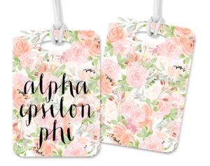 aephi-pinkfloralluggagetag
