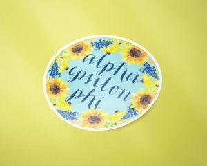 aephi-sunflowersticker