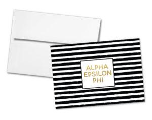 aephistripedgoldnotecard