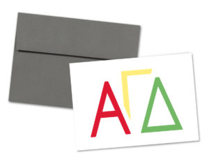 agdlettersnotecard