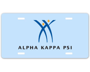 akpsi-logolicenseplate