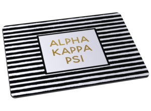 alphakappapsistripedgoldmousepad