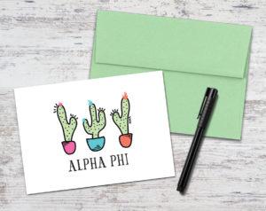 alphaphi-cactusnotecard