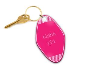 alphaphi-pinkmotelkeychain