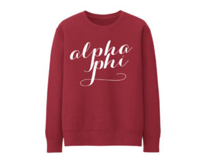 alphaphi-scriptsweatshirt