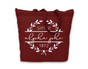 alphaphi-since1872tote