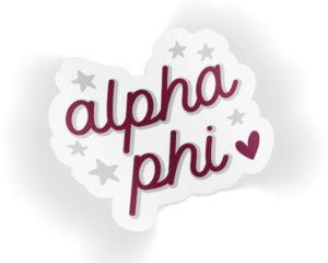 alphaphi-starsticker