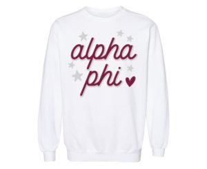 alphaphi-starsweatshirt