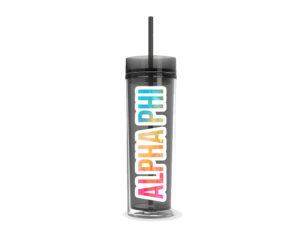 alphaphi-watercolorskinnytumbler