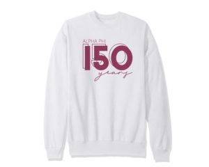 alphaphi150yearssweatshirt