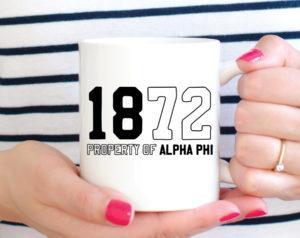alphaphi1872mug