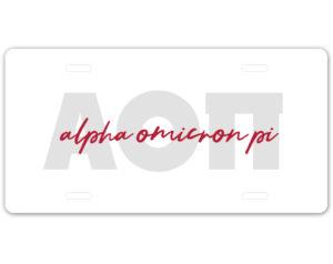aoii-lettersscriptplate