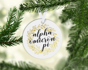 aoiiwreathornament