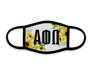 aphiosunflowermask
