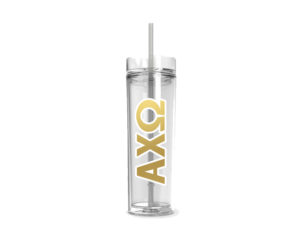 axo-goldlettersskinnytumbler