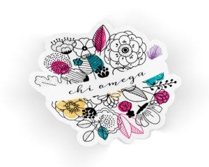 chio-flowersticker