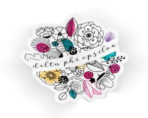 dphie-flowersticker