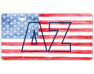 dz-flagplate