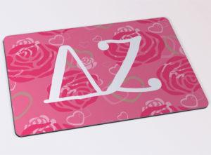 dz-floral-mousepad