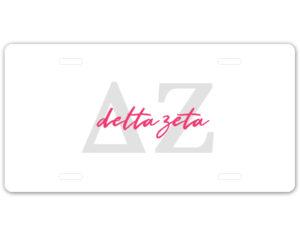 dz-lettersscriptplate