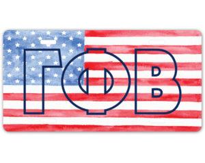 gpb-flagplate