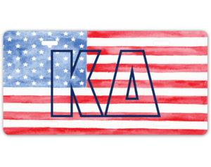kd-flagplate