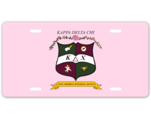 kdx-crestlicenseplate