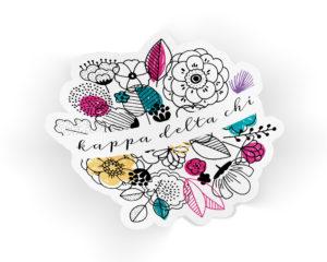 kdx-flowersticker