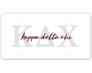 kdx-lettersscriptplate