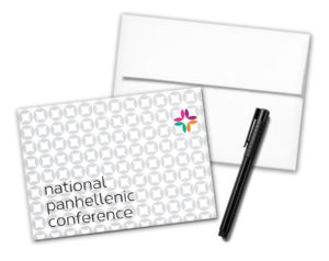 logomarkpartternnotecard