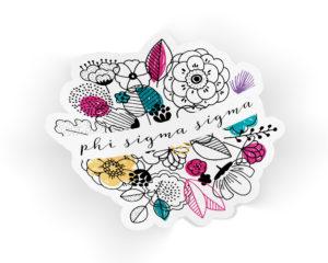 phisig-flowersticker