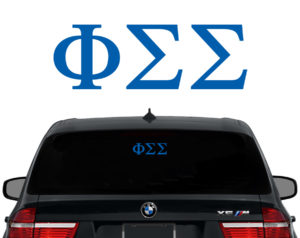phisig-greeklettersdecal