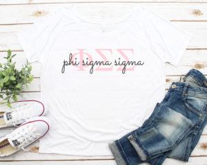 phisig-lettersscriptflowtytee