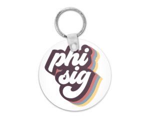 phisig-retrokeychain