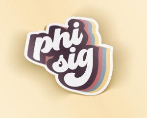 phisig-retrosticker