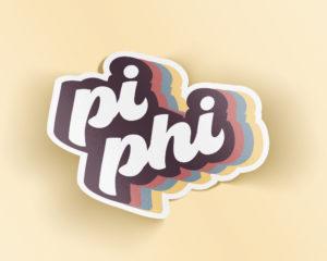 piphi-retrosticker