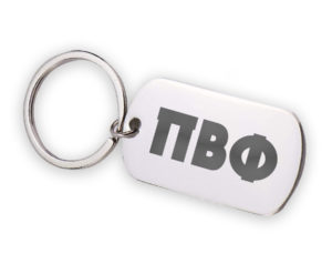 piphi-stainlessletterskeychain