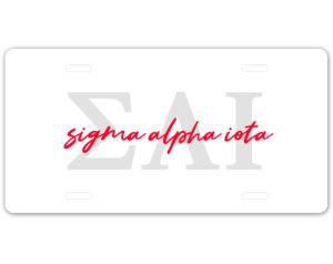 sai-lettersscriptplate