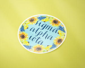 sai-sunflowersticker