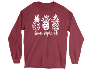 saipineapplelongsleeve