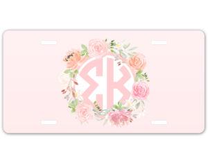 sk-prettyinpinklicenseplate