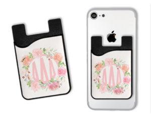 tridelta-pinkfloralcardcaddy