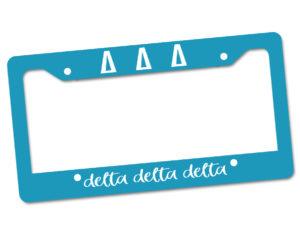 tridelta-plate