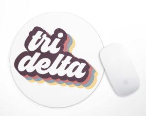 tridelta-retromousepad