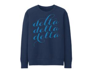 tridelta-scriptsweatshirt