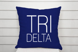 tridelta-simplepillow