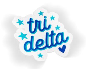 tridelta-starsticker